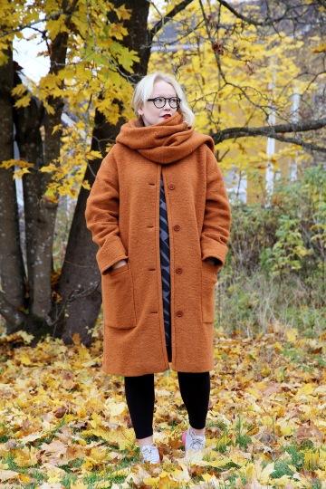 hunajaista takki marimekko tyyliblogi muotiblogi