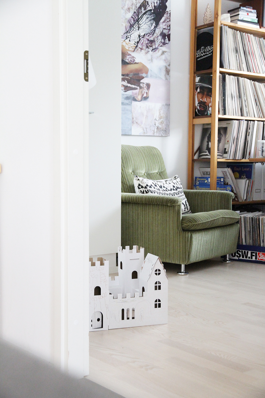 suomen kaunein koti hunajaista sisustusblogi tyohuone