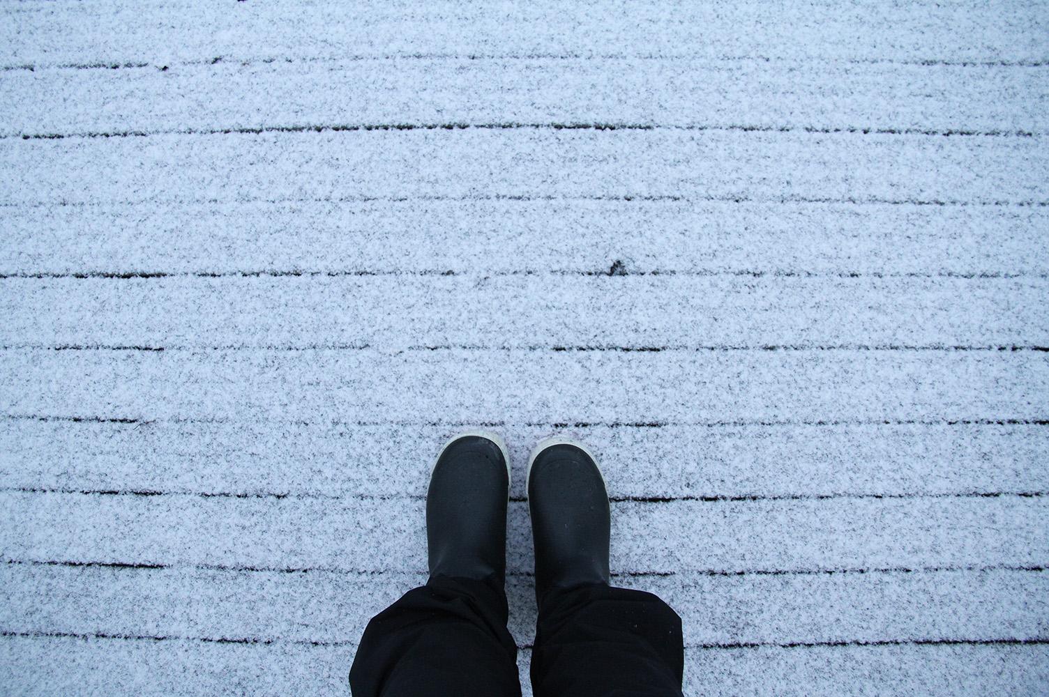 hunajaista lumi