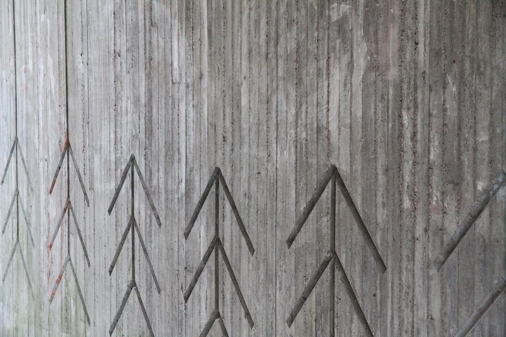 hunajaista alikulkusilta betoni