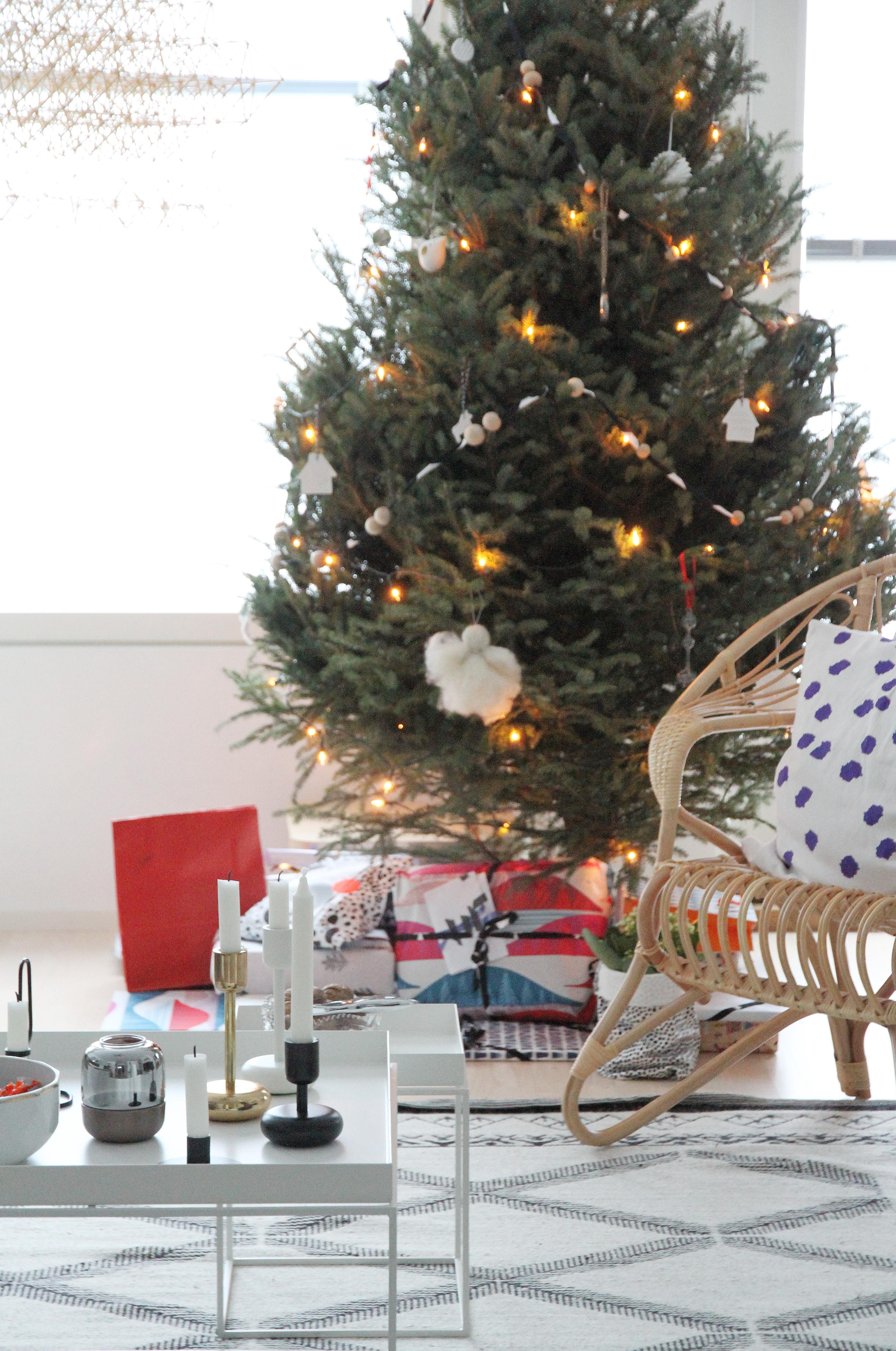 hunajaista jouluaatto