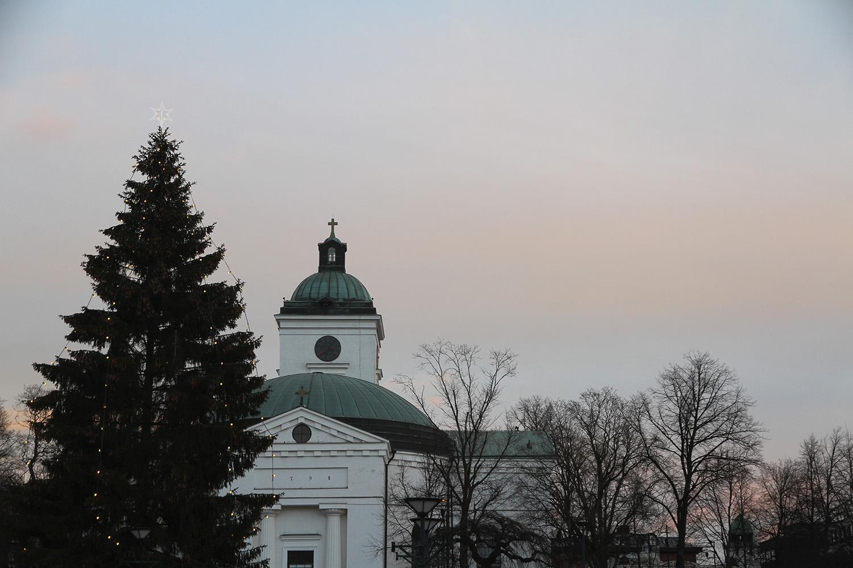 hunajaista tori kirkko hameenlinna