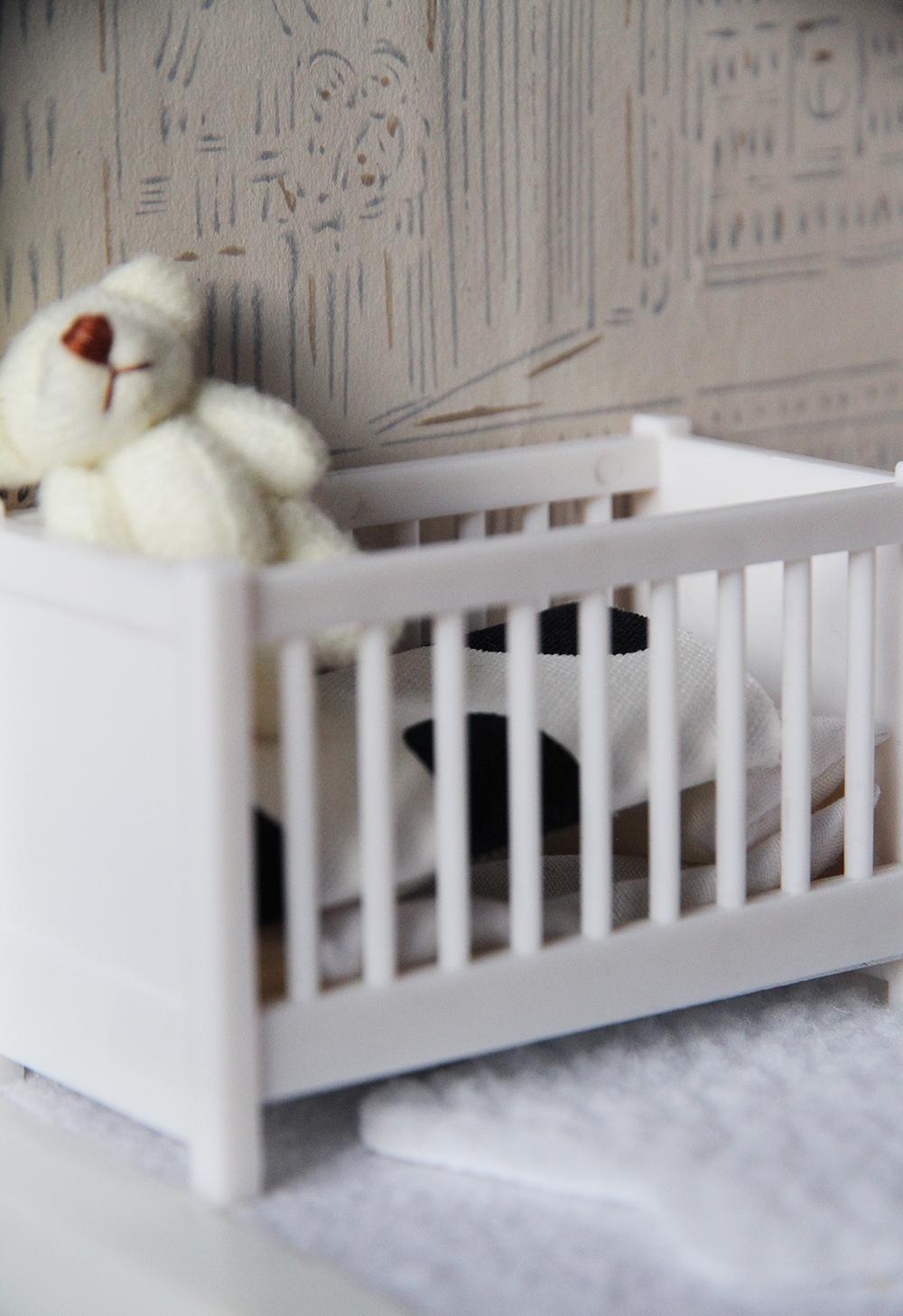 hunajaista dollhouse lundby pinnasanky baby