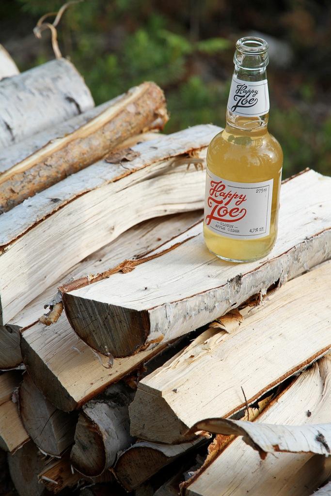 hunajaista happy joe siideri puusavotta