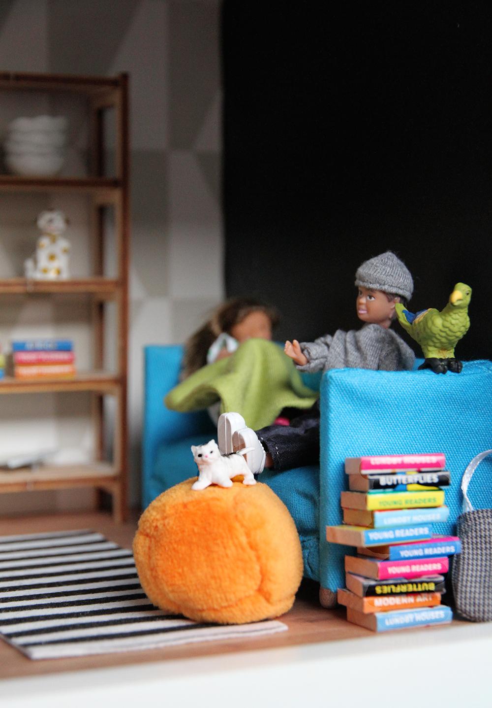 hunajaista lundby dollhouse diy