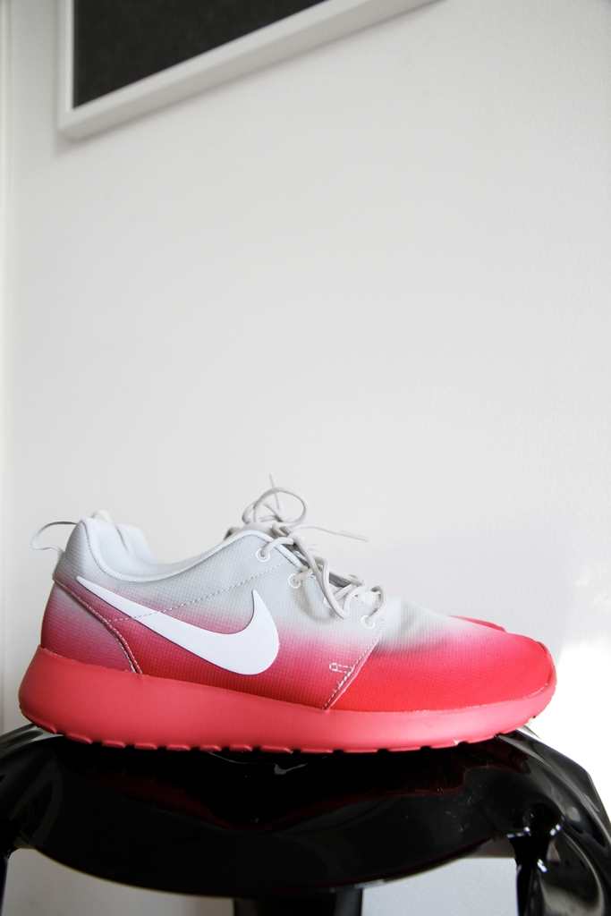 hunajaista nike rosherun sneakers running shoes