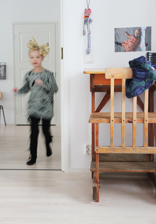 hunajaista siiri juoksee lastenhuone sisustus vimma