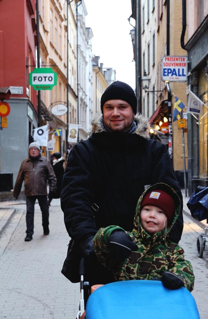ville ja siiri tukholma stockholm visit bugaboo