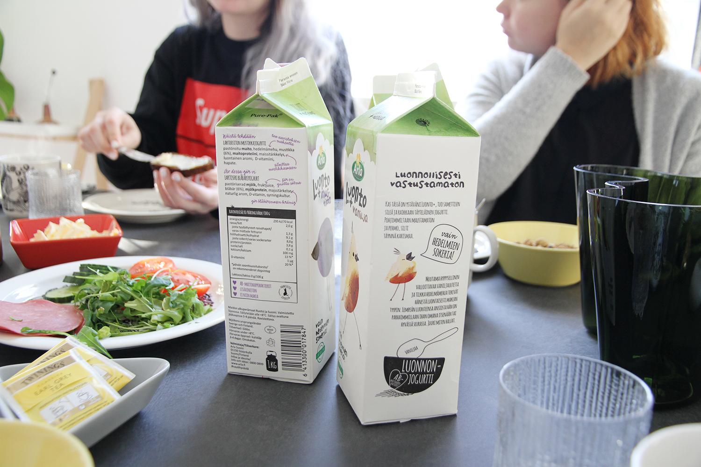 hunajaista arla jogurtti luonto+