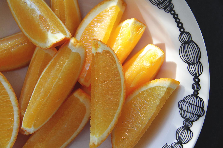 hunajaista aurinko appelsiini iittala piilopaikka
