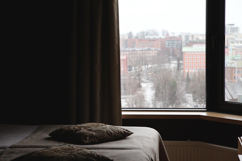 hunajaista ilves hotelli superior