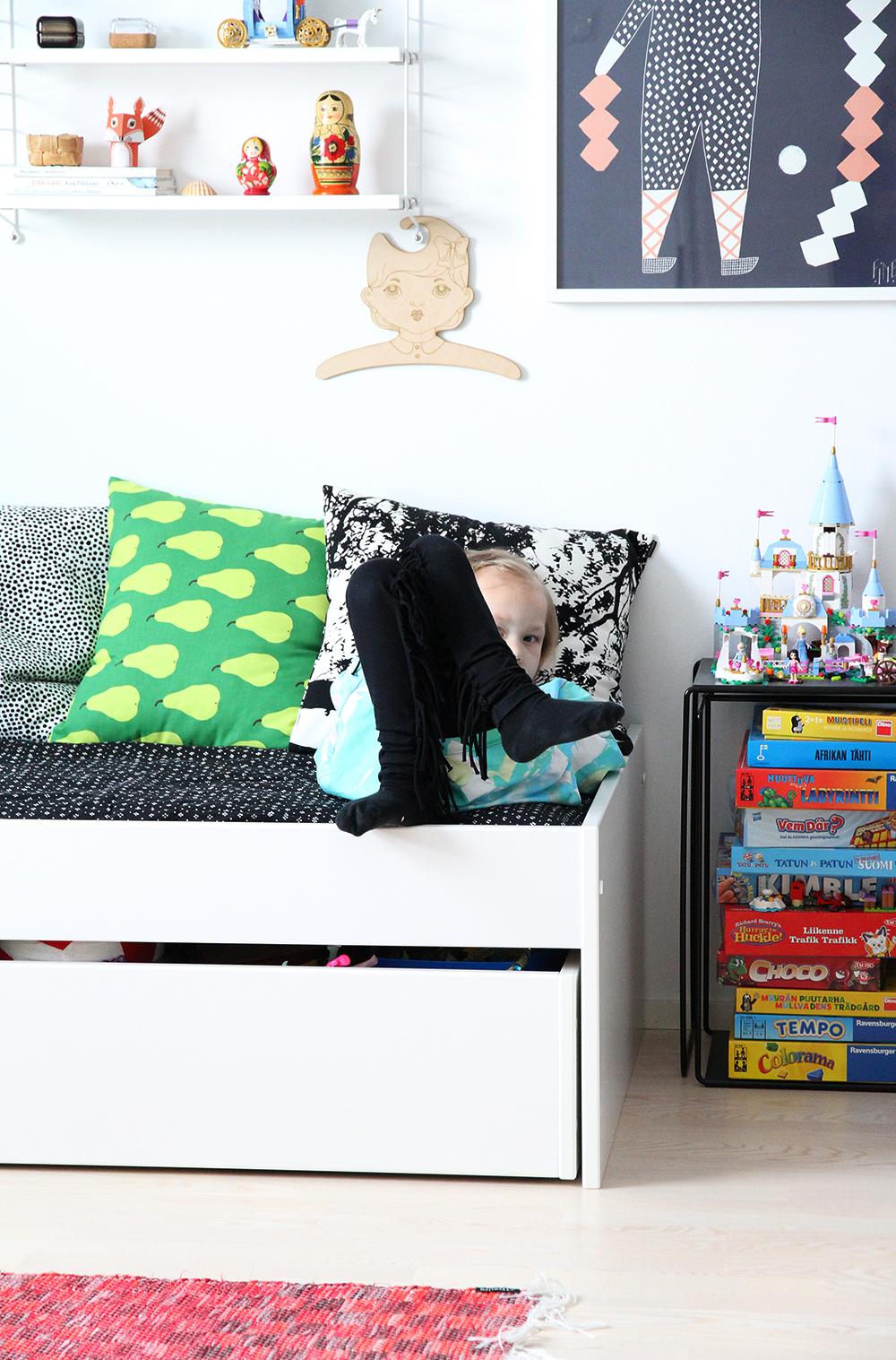 hunajaista siirin huone lastenhuone sisustusblogi avaroom