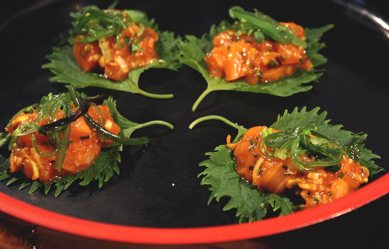 hunajaista sushi maruseki tampere