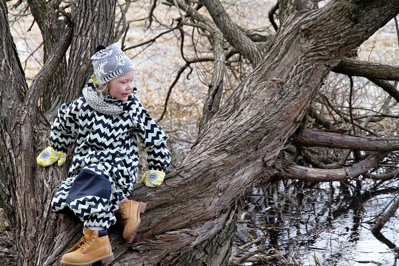 hunajaista lastenvaatteet miomao clothing