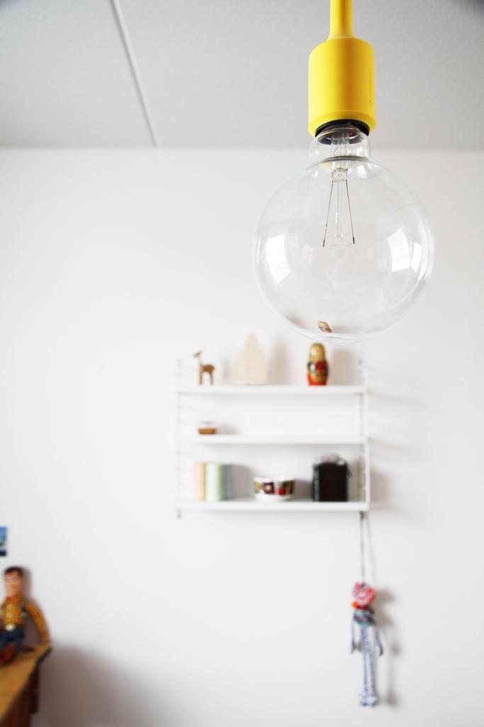 hunajaista siirin huone lamppu