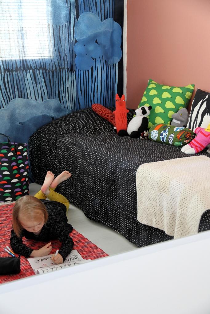 hunajaista siirin huone lastenhuone sisustus blogi